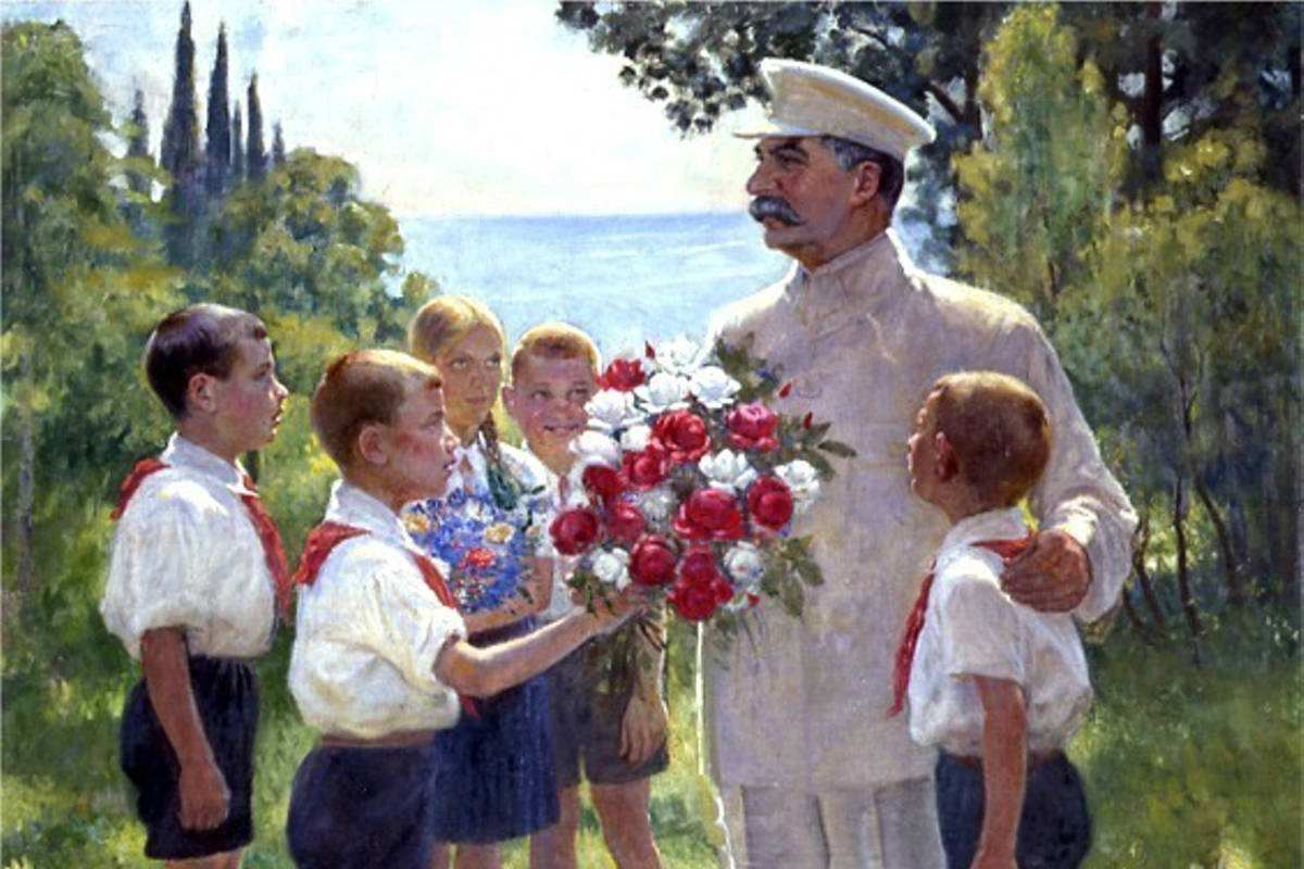 Image result for socialist realism 1930s