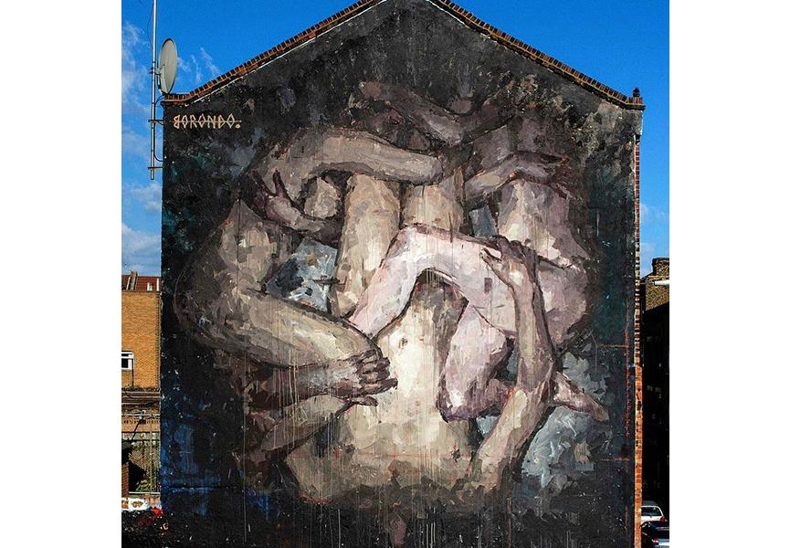 Mural London