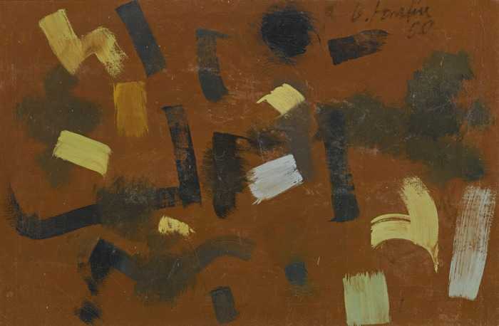 Bradley Walker Tomlin-Number 3-1950