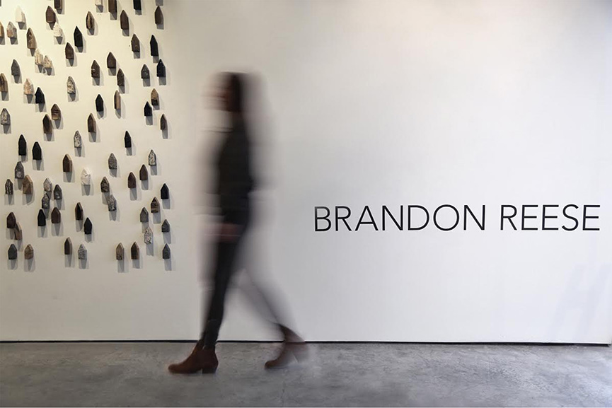 brandon reese sculptures in ceramic and clay