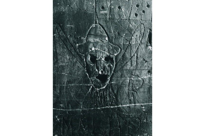 Brassai - Graffiti de la serie VIII