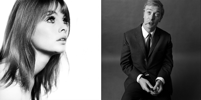 Brian Duffy photographed john and jean shrimpton before he died in june, contact the archive for more information