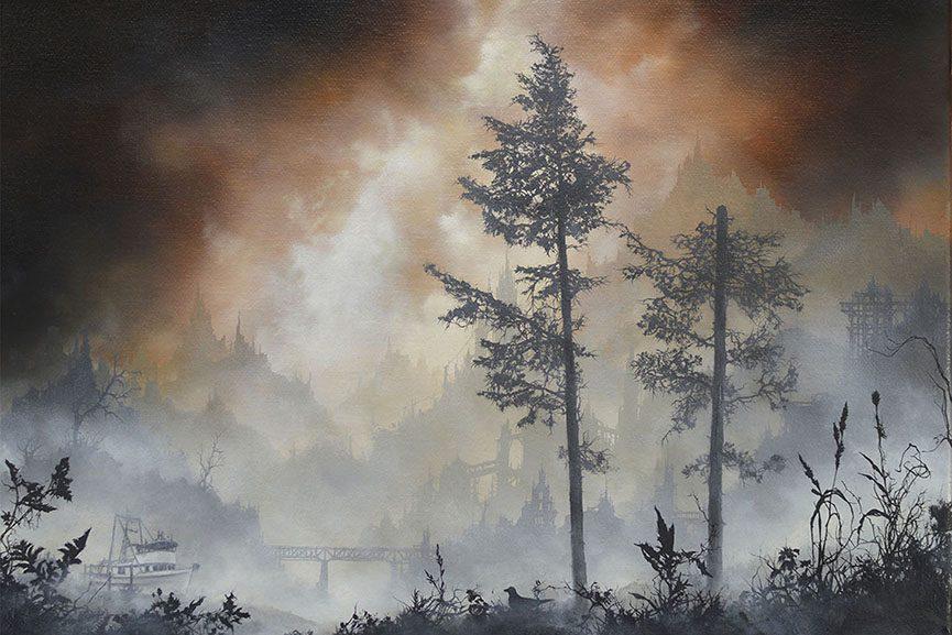 Brian Mashburn - Spruce Trees