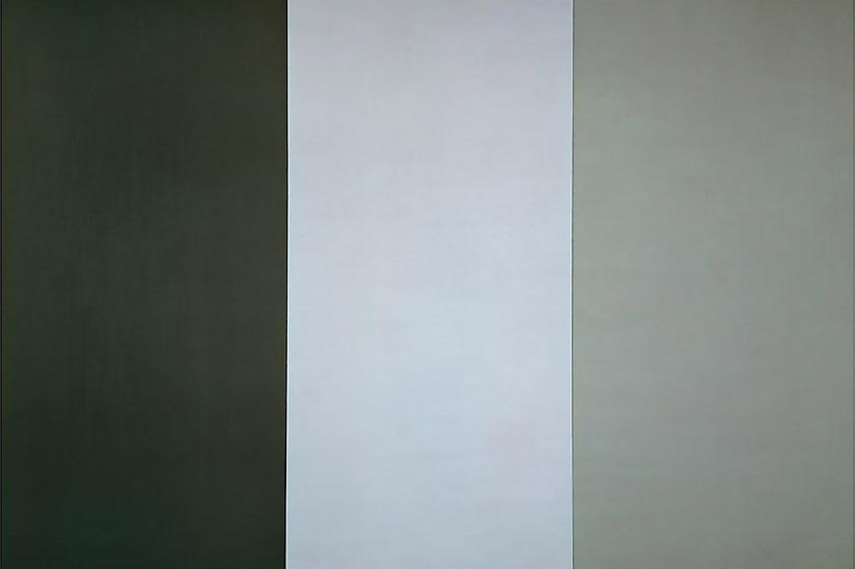 Brice Marden - Grove Group III, 1973 american search