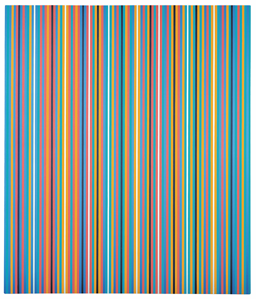 Bridget Riley - Ra
