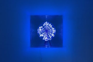 Get A Piece of Neon Delight in This Show Celebrating Light in Art