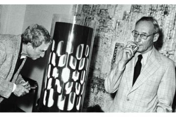 The Story of William Burroughs, Brion Gysin, The Dreamachine and von Bartha