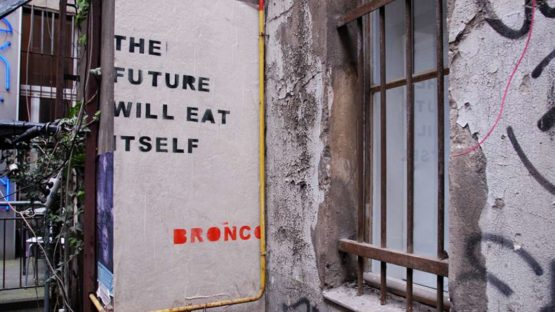 Bronco - The Future Will Eat Itself