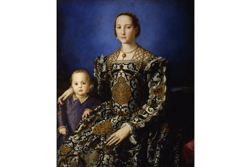 Bronzino - Eleanor of Toledo