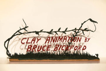 Bruce Bickford exhibition