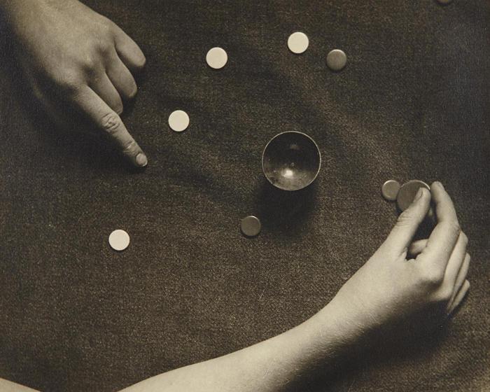 Bruce Metcalfe-Tiddlywinks-1930
