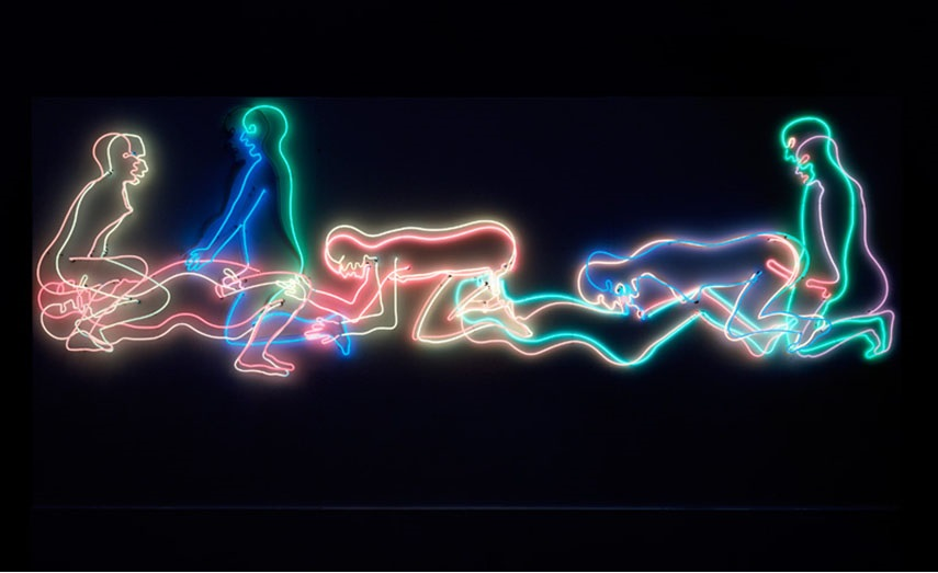 Bruce Nauman wayne fort use modern