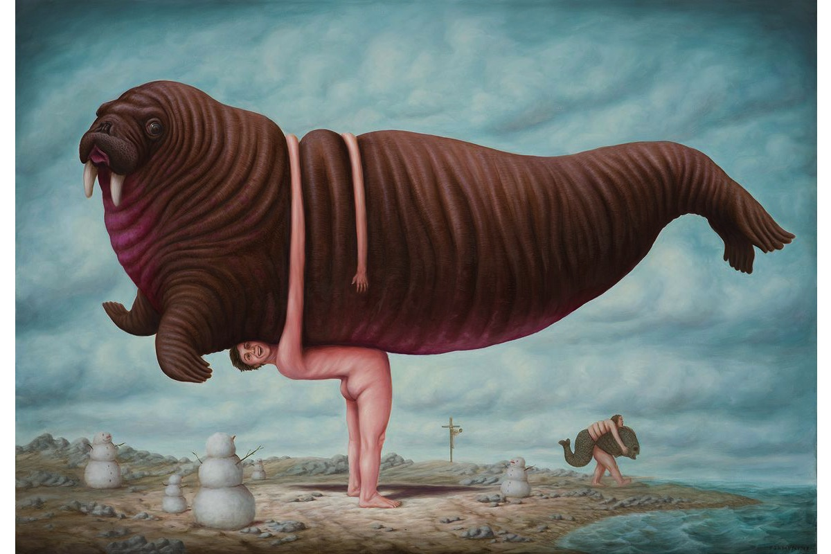 Saturnalia, A Celebration of the Surreal, at Fousion Gallery