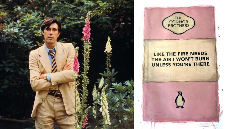 Bryan Ferry, Holland Park, 1976, The Connor Brothers - Like the Fire