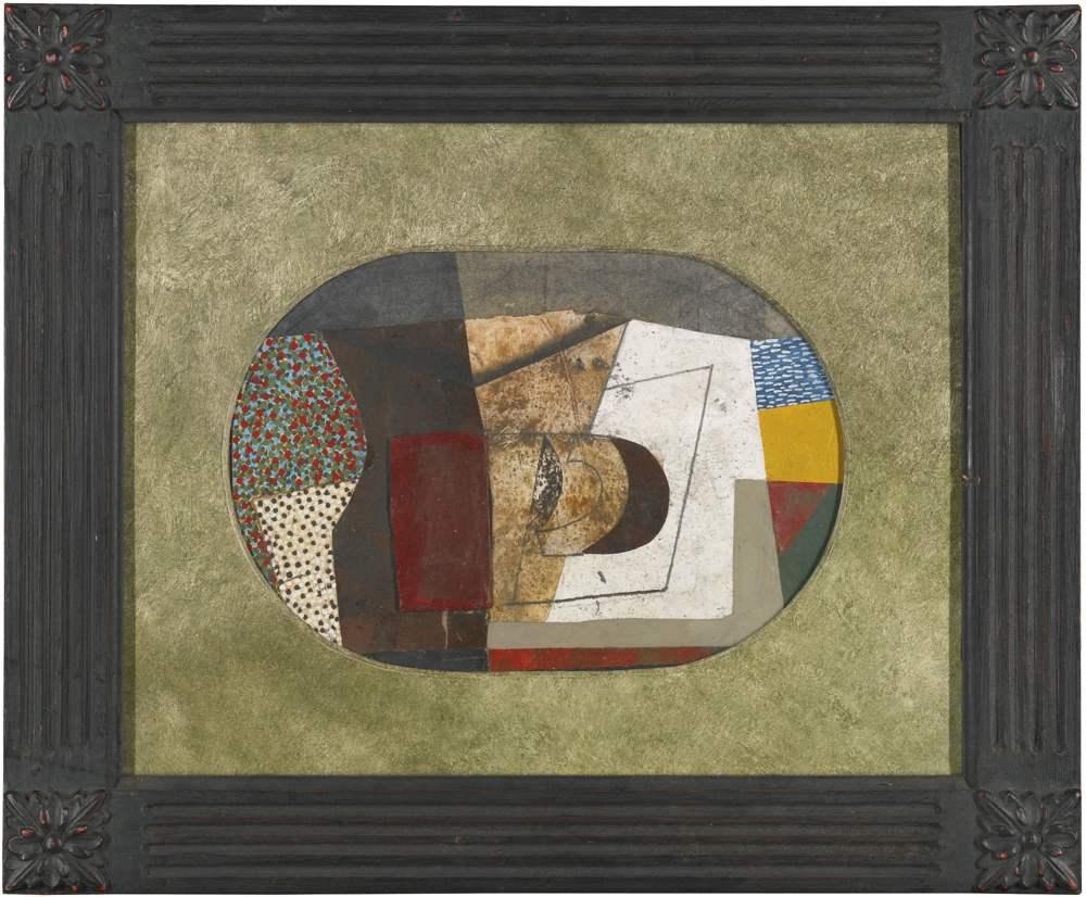 Bryan Ingham-Jug And Landscape At Kynance-1994