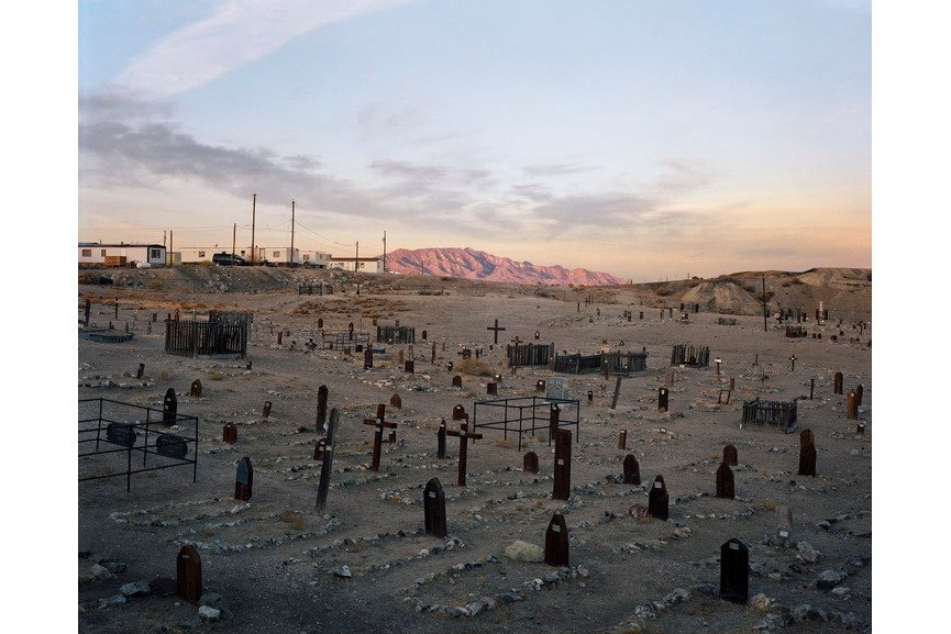 Bryan Schutmaat - Cemetery Tonopah