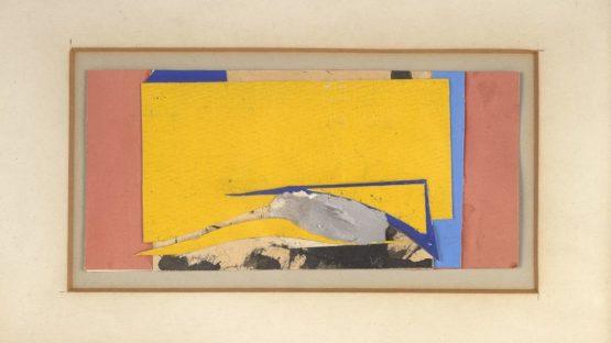 Budd Hopkins - Untitled, 1969 (detail)