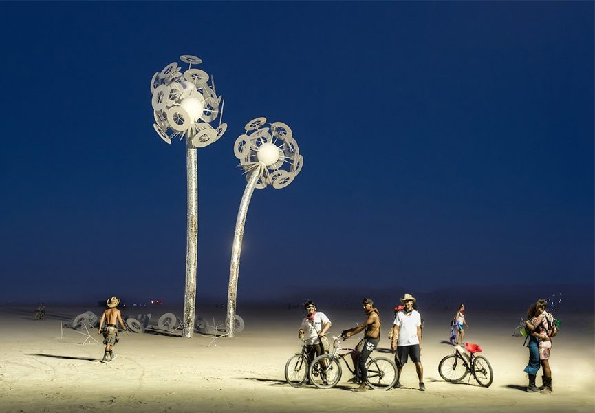 Burning Man 2014 - Photo Credits Trey Ratcliff