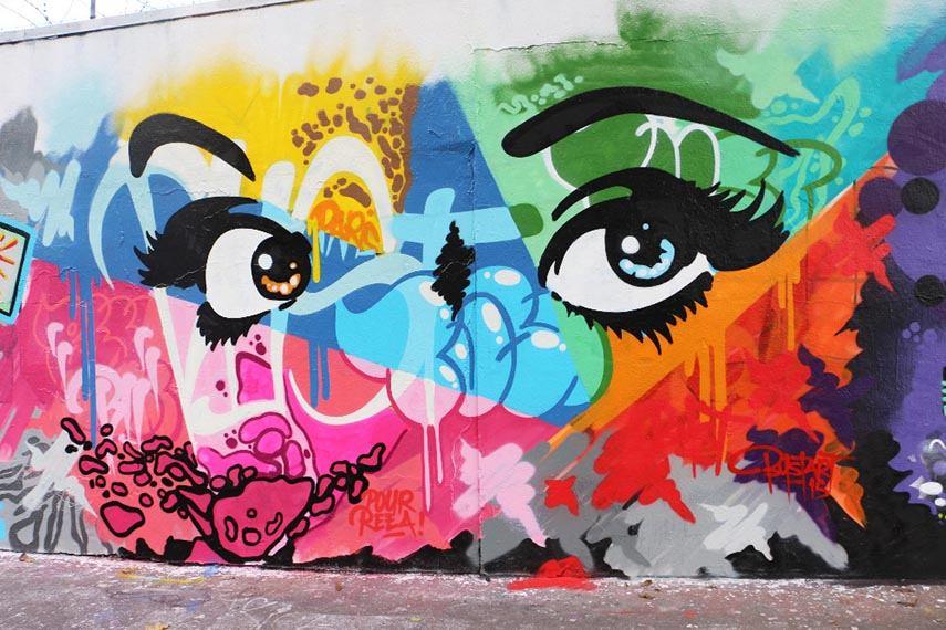 Bustart - Graffiti Pop, 2015