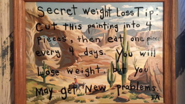 Butch Anthony - Secret Weight Loss Tip
