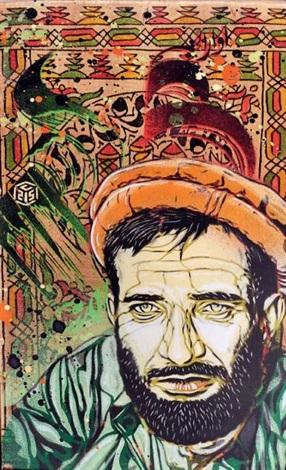 C215-Afghan Boy-