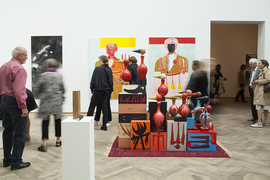 CHART Art Fair 2018, among nordic fairs