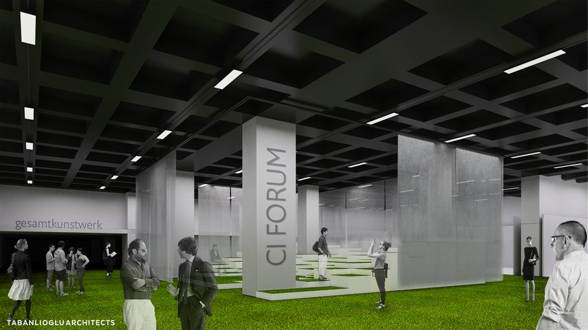 CI 2017- CI Forum, Tabanlıoglu Architects