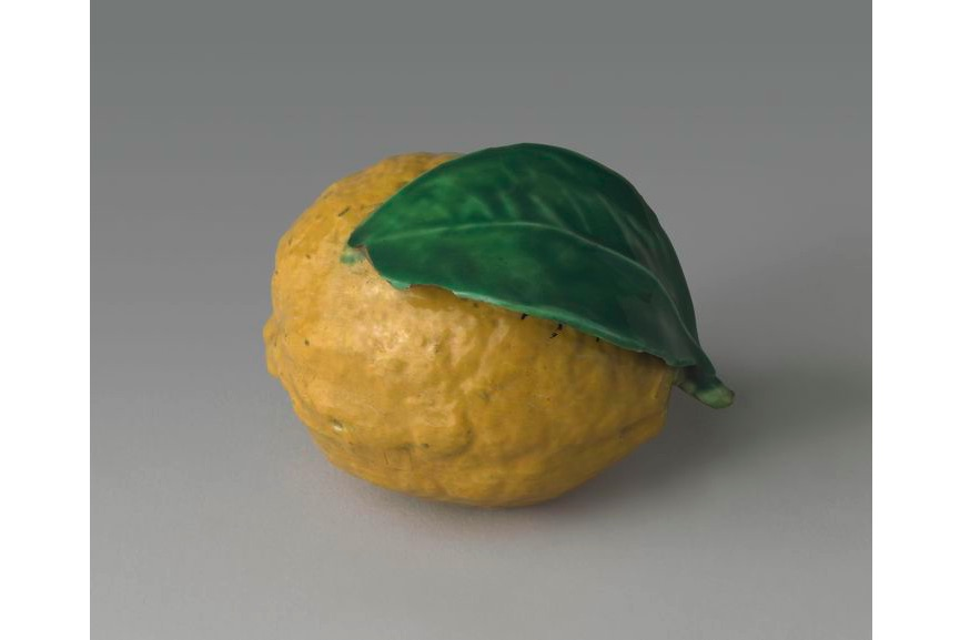 Lemon in a round of hump, Italy 16th century