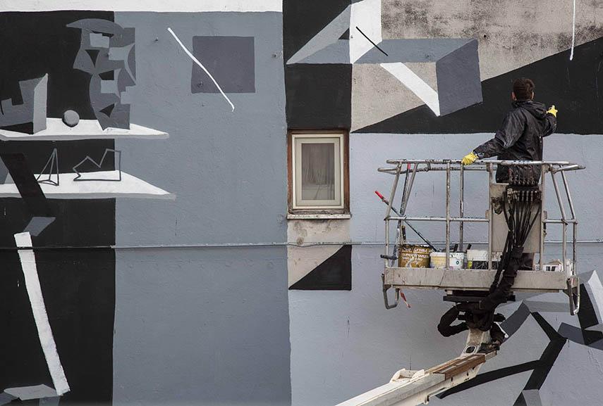 ALT!rove Street Art Festival at Catanzaro 2015