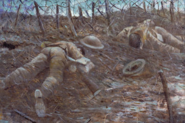 At Tate Britain, the Aftermath of Art After World War I