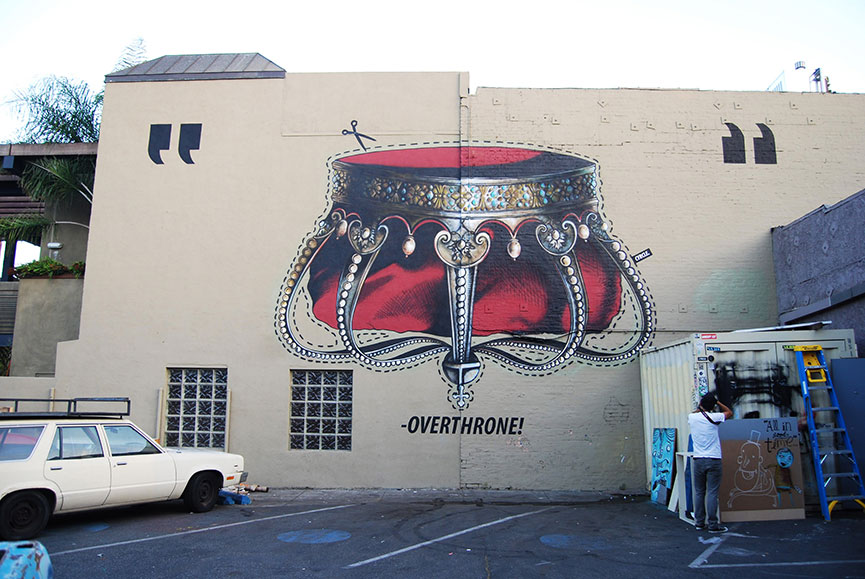 Mural in Los Angeles