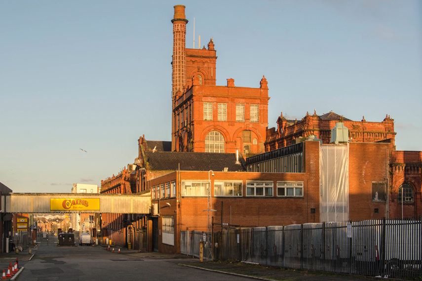 Cains Brewery – Photo- Oleksander Burlaka - Courtesy of Liverpool Biennial
