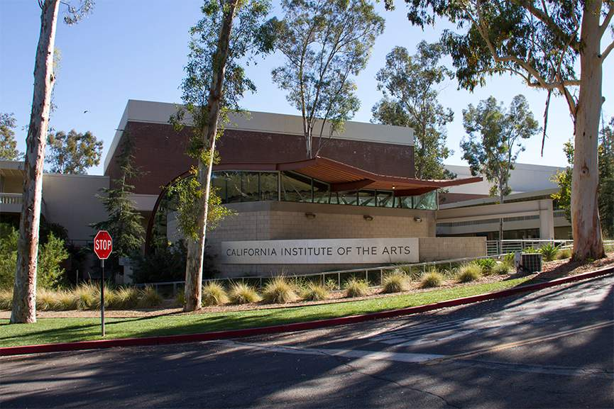 CalArts is on our list of best art schools and colleges in California for a reason