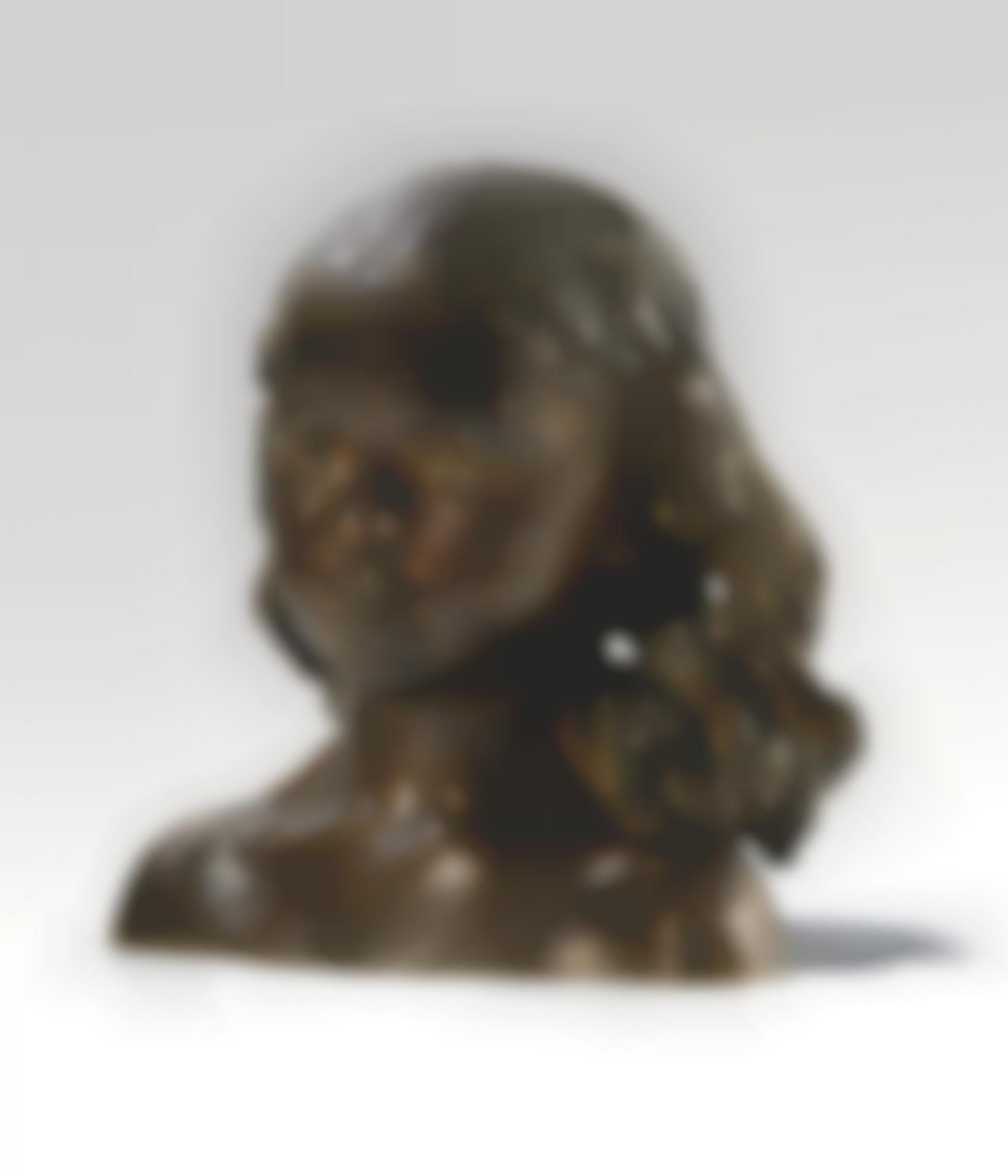 Camille Claudel-Buste De Charles L'hermitte-1889