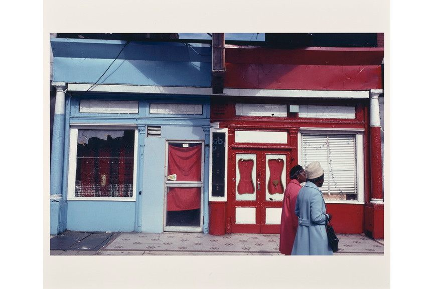 Camilo Jose Vergara - 65 East 125th Street, Harlem, October 1980