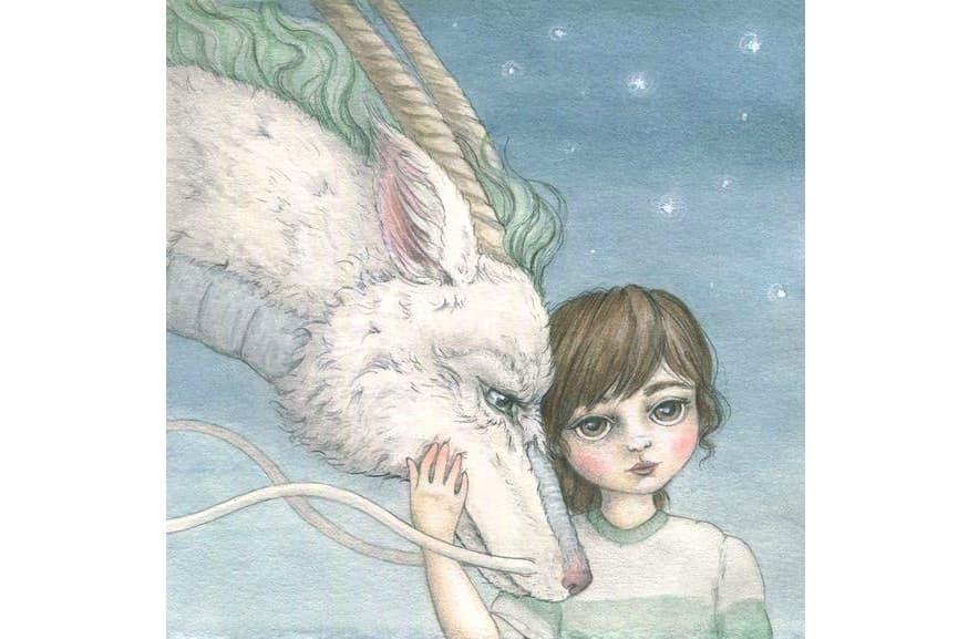 Candace Jean - Chihiro and Haku