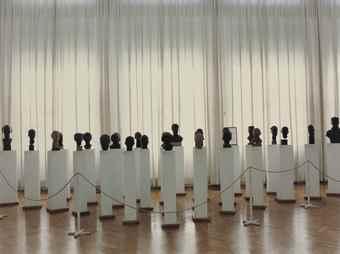 Candida Hofer-Galleria Nazionale D'Arte Moderna, Roma-1990