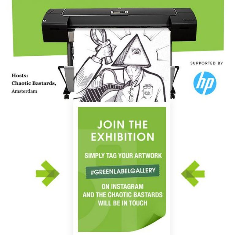 Submit Your Artwork Digitally For Exhibition
