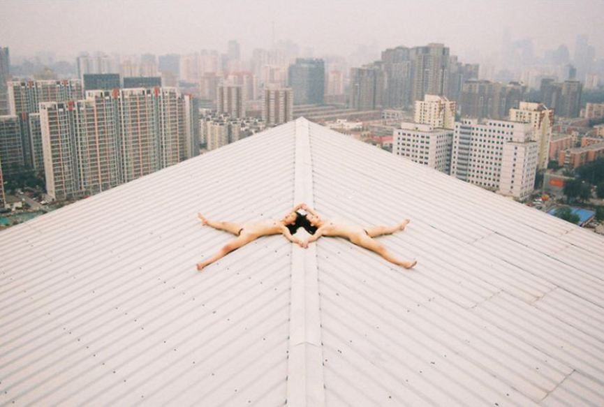 Ren Hang's Naked China
