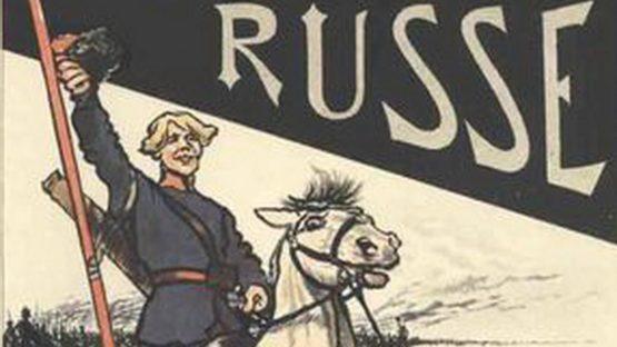 Caran D Ache - Exposition Russe