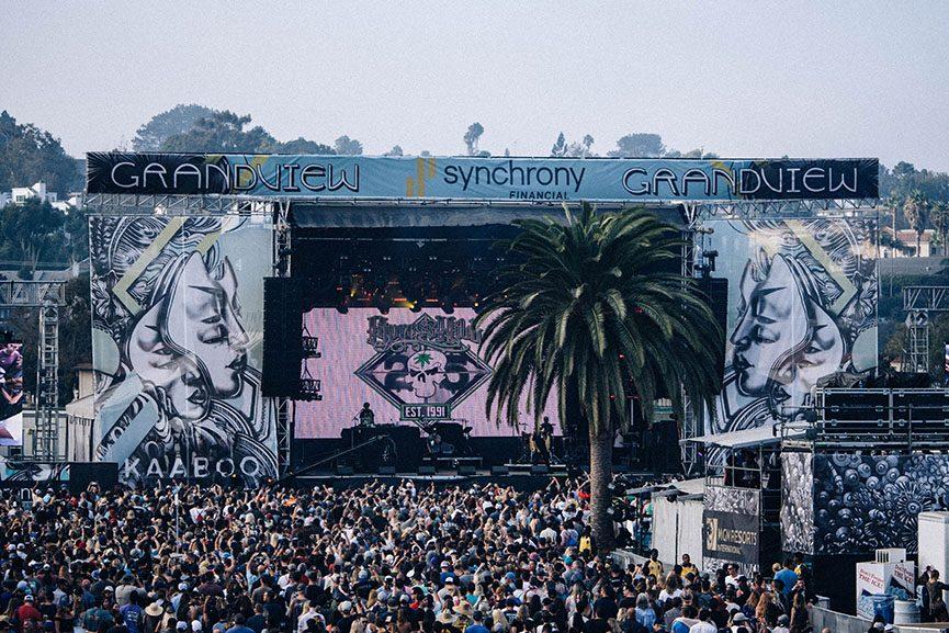 Caratoes, Grandview Stage, Photo by Yoshi Yanagita