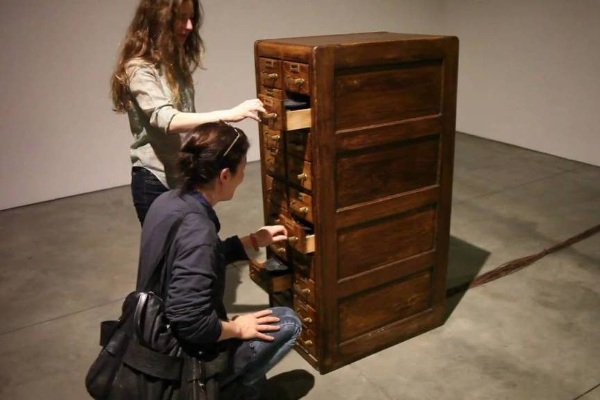 Installation Art, AroS Aarhus Art Museum