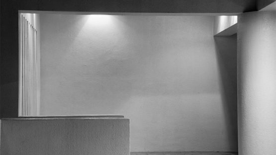 Carl Shubs - Room With Geometrics, 2016 (detail)