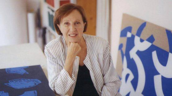 Carla Accardi - profile, contemporary abstract art