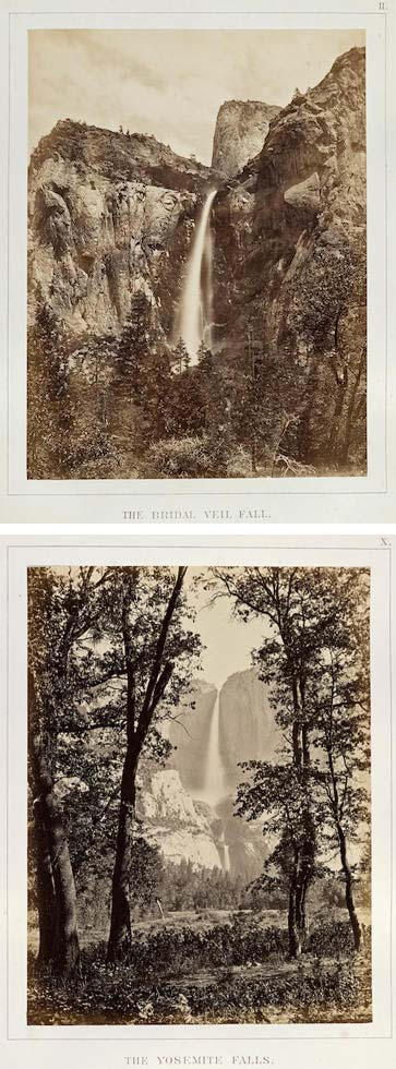 Carleton E. Watkins-The Yosemite Book: A Description of the Yosemite Valley and the Adjacent Region of the Sierra Nevada, and of the Big Trees of California-1868