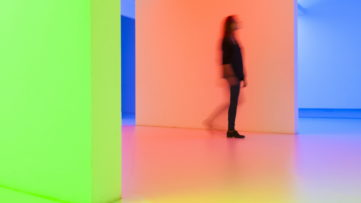 Carlos Cruz-Diez - Chromosaturation