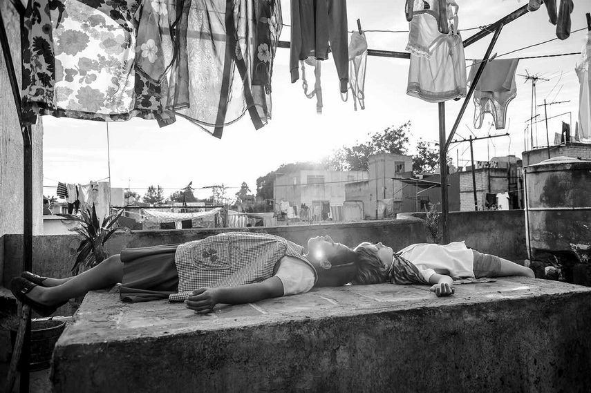 Carlos Somonte and Alfonso Cuaron - The Dream