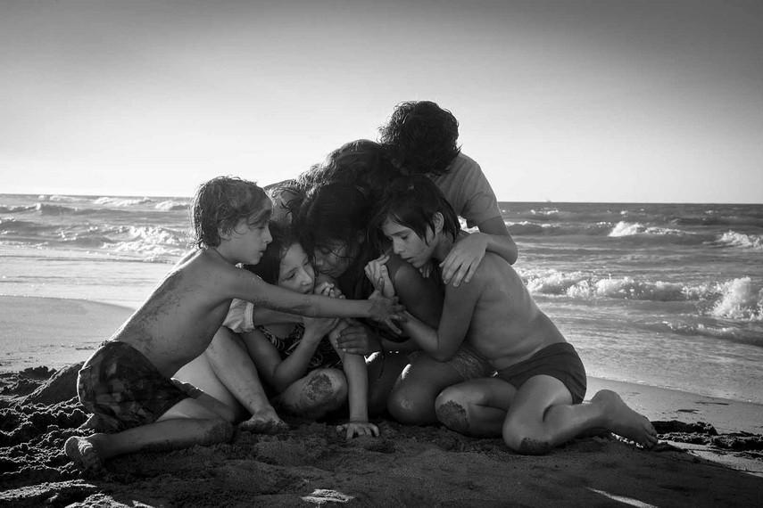 Carlos Somonte and Alfonso Cuaron - The Survivors