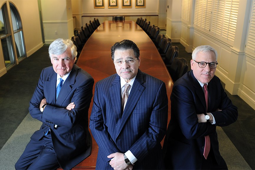 Carlyle Group founders