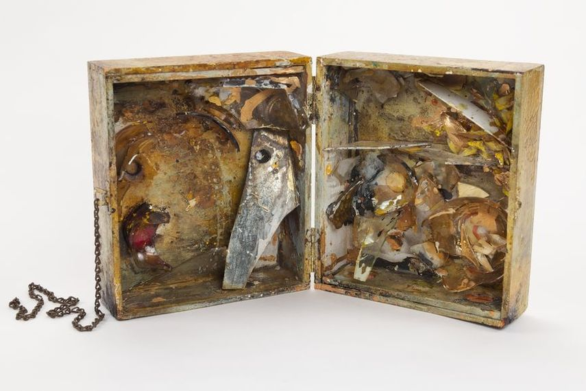 Carolee Schneemann – For Yvonne Rainers Ordinary Dance, 1962